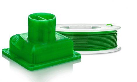 Ultimaker PETG nyomtatószál, áttetsző zöld