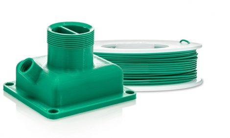 Ultimaker PETG nyomtatószál, zöld