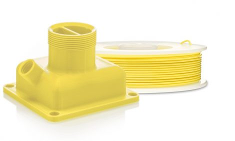 Ultimaker PETG nyomtatószál, sárga