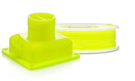 Ultimaker PETG nyomtatószál, fluoreszkáló sárga