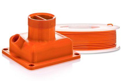 Ultimaker PETG nyomtatószál, narancs sárga