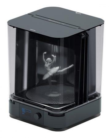 Form Cure UV kamra
