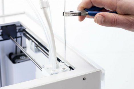 Ultimaker tisztító nyomtatószál