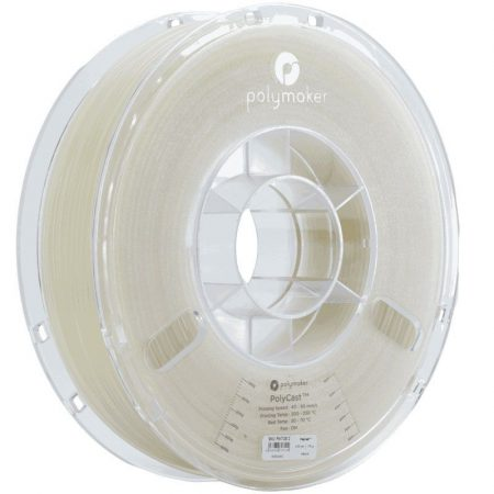 Polymaker CoPA 6-6.6 Nylon hőálló nyomtatószál, áttetsző/natural