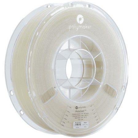 Polymaker PolyCast nyomtatószál, áttetsző / natural