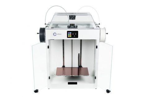 Craftbot FLOW IDEX XL  3D nyomtató + ajtó + búra  EXPERT csomag + ajándék