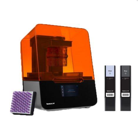 Form 3 3D nyomtató + 1 db standard műgyanta + 1 óra szaktanácsadás