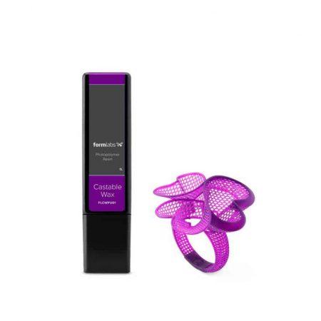 Formlabs Castable Wax műgyanta (20% viasztartalommal)