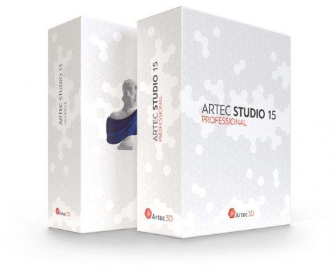 Artec Studio PROFESSIONAL