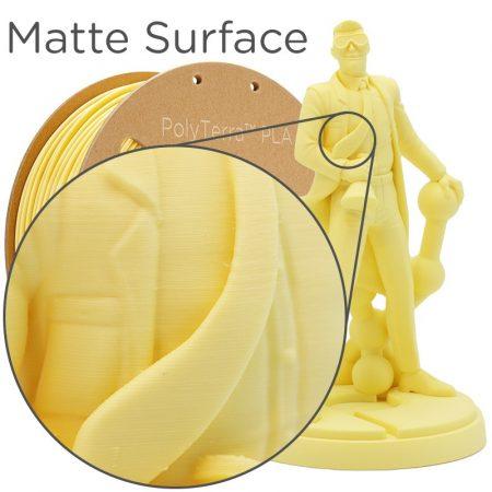 Polyterra PLA sárga Banana Yellow