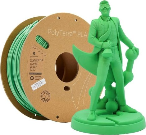 Polyterra PLA zöld Forest Green